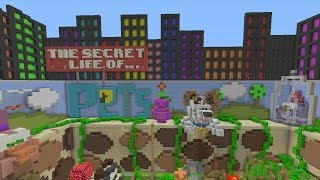 Minecraft Xbox - Murder Mystery - The Secret Life Of Pets