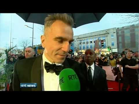 Stars in Dublin for European Premier of 'Lincoln'