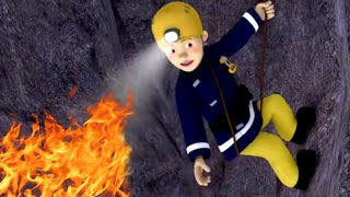 Fireman Sam US New Episodes HD | Deep into the Caves | Season 10 Best Bits 🚒 🔥 Kids Cartoon