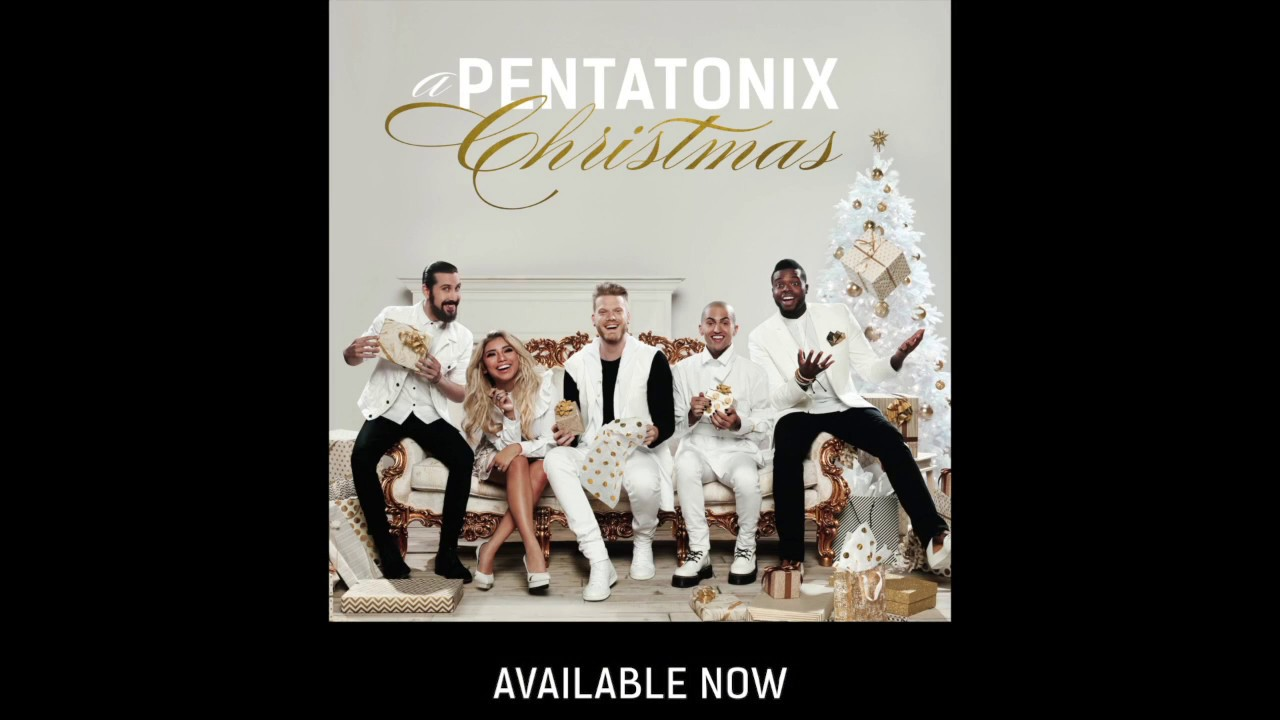 pentatonixs christmas album hits 1 on itunes beats taylor swift ...