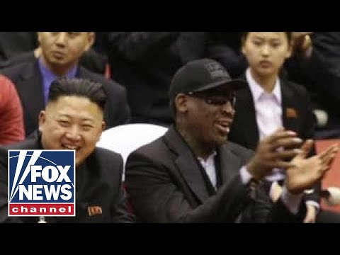 Dennis Rodman will be in Singapore ahead of Trump-Kim summit