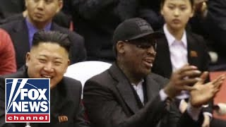 Dennis Rodman will be in Singapore ahead of Trump-Kim summit