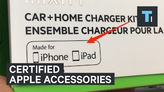 Apple accessories that are MFi certified