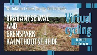 Fietsroutes in Noord Brabant: Ossendrecht en omgeving