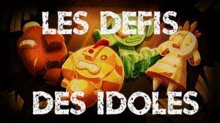 [Dofus] Les Défis des Idoles: Un Chêne Mou Irascible