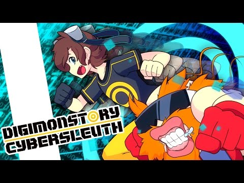 Best Friends Play Digimon Story - Cyber Sleuth