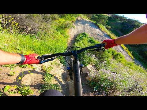 EXPLORING NEW MOUNTAIN BIKE TRAILS!