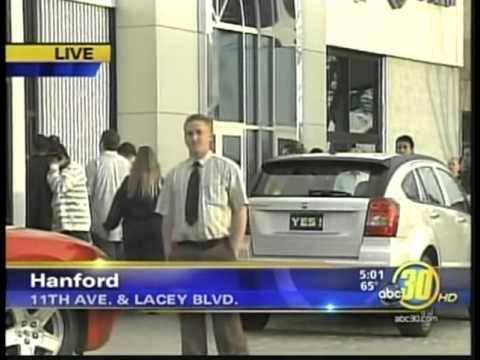 Chrysler dodge jeep grand re opening youtube for Premium motors hanford ca