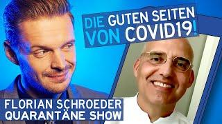 Die Corona-Quarantäne-Show vom 23.06.2021 mit Florian & Professor Eckhard