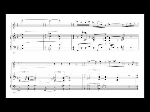Suite for Violin and Piano by Edward Smaldone