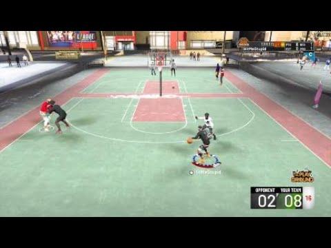 NBA 2K20 ANKLE BREAKER BUFF!!