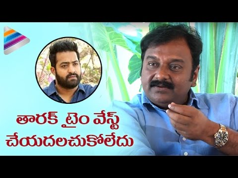 VV Vinayak Opens Up on Convincing Jr NTR | VV Vinayak Latest Interview | Telugu Filmnagar
