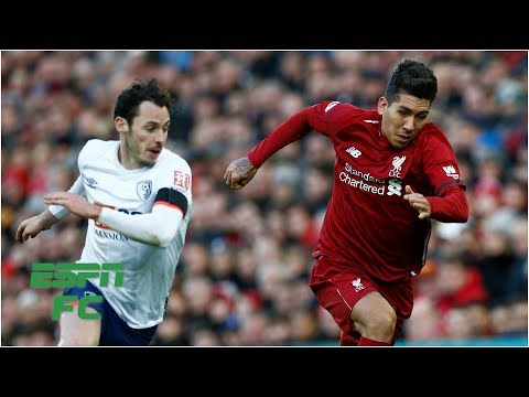 Liverpool vs. Bournemouth 3-0 victory reaction; Firmino is 'remarkable' | Premier League