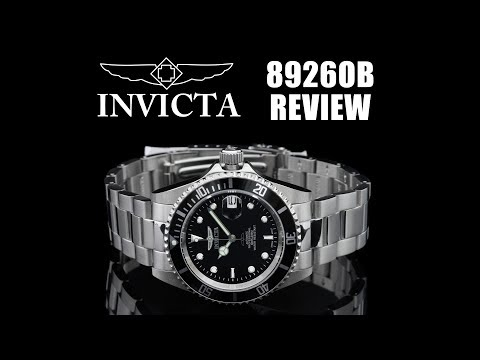 Invicta 8926ob Pro Diver Review – It Doesn't Suck