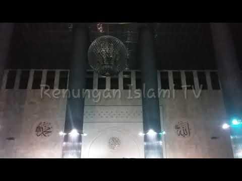 Adzan Shubuh Merdu & Enak Di Dengar Dari Muadzin Masjid Istiqlal Indonesia