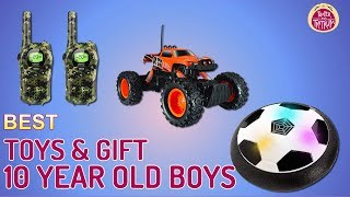 Best Toys & Gift Ideas For 10 Year Old Boys In 2018 – T&t