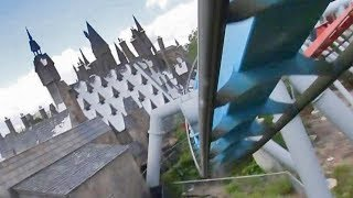 """New """"Harry Potter"""" roller coaster announced to replace Dragon Challenge at Universal Orlando"""
