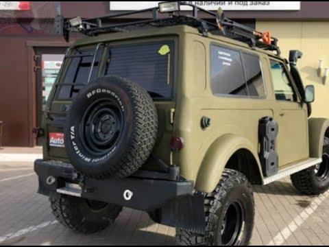 ПРИВАРИЛ старый ГАЗ 69 к базе Nissan Patrol и продает за 1 000 000 рублей