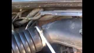 как заменить форсунку на автомобиле VW passat b3 1.8 моно.(Дмитрий Мазницын)(, 2014-07-05T15:16:35.000Z)