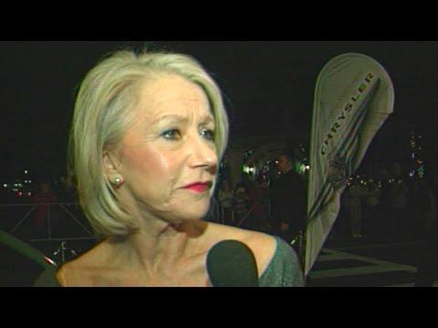 'Santa Barbara Film Festival' Helen Mirren Tribute
