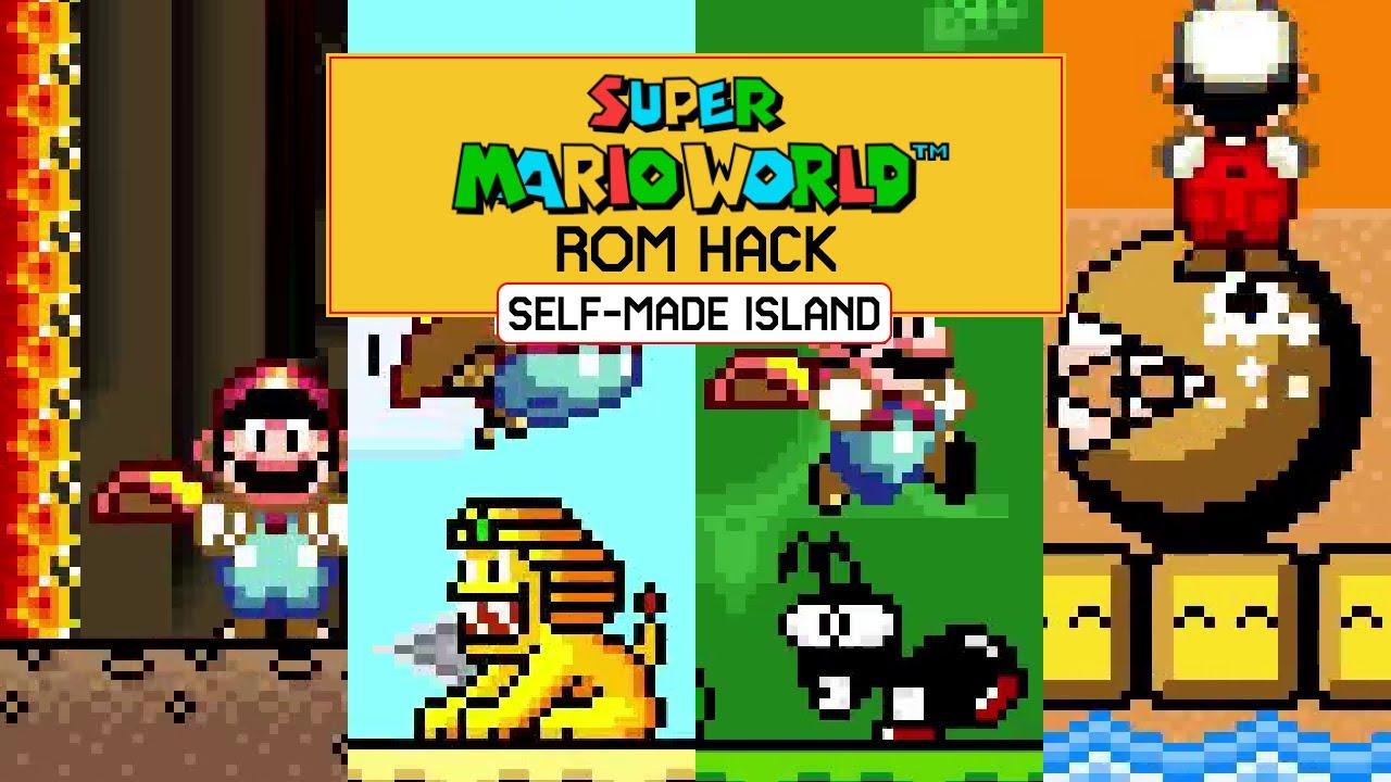 Super Mario Land Zero   Full Playthrough   Longplay   スーパーマリオワールド