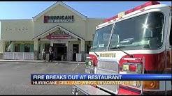 Fire at Bradenton Restaurant
