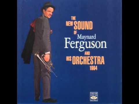 Maynard Ferguson - Naked City Theme  1964