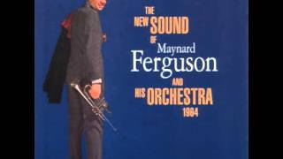 Maynard Ferguson - Naked City Theme  1964