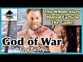 God Of War STORY Explained EARLY IN THE GAME! - God Of War 4 Easter Egg (2018)