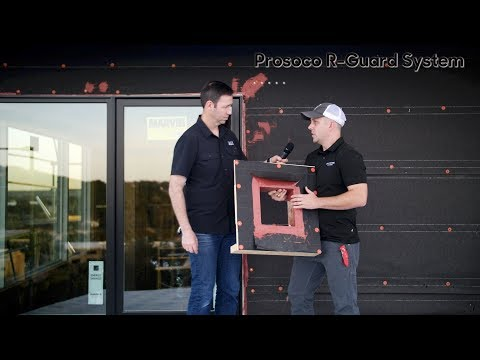 How To Flash A Window In Tar Paper