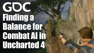 Authored vs. Systemic: Finding a Balance for Combat AI in Uncharted 4
