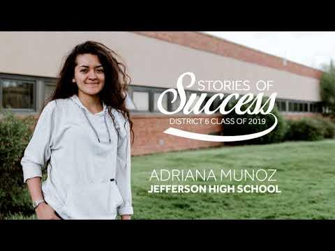 Stories of Success - Adriana Munoz