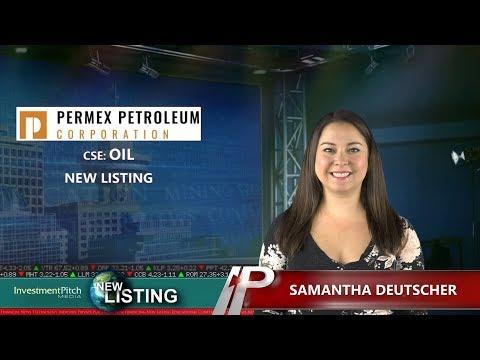 Permex Petroleum Corporation (CSE:OIL) New Listing