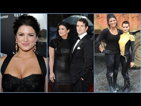Gina Carano  Rare Photos  Childhood  Family  Lifestyle