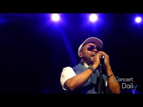 Musiq Soulchild performs 'Yes' live in Washington, D.C.