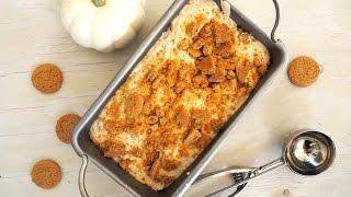 Dessert Recipe: No Churn Pumpkin Ice Cream by Everyday Gourmet with Blakely