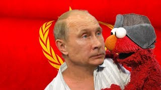 Elmo's gonna dance for the motherland🇷🇺