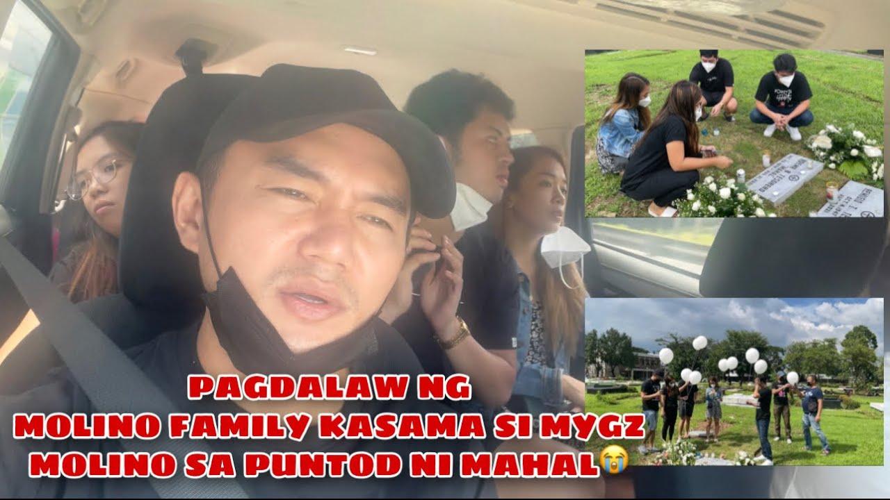 Download ANG PAGDALAW NG MOLINO FAMILY SA PUNTOD NI MAHAL😭   TATAY JETH