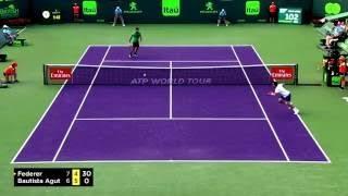 【網球】費德勒 2017年十大最佳天才擊球!