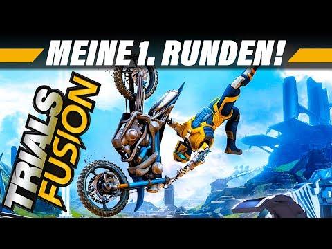 TRIALS FUSION Gameplay German #1 – Meine ersten Runden! | Lets Play Trials Online 4K Deutsch