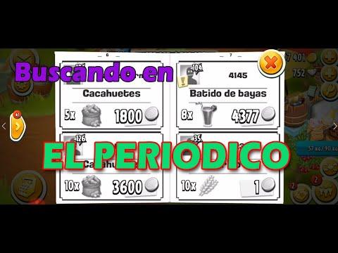 Buscar en el periodico HAY DAY ||FUNCIONANDO2020||  ■ ■ ■Materiales Periodico hay day trucos■ ■ ■