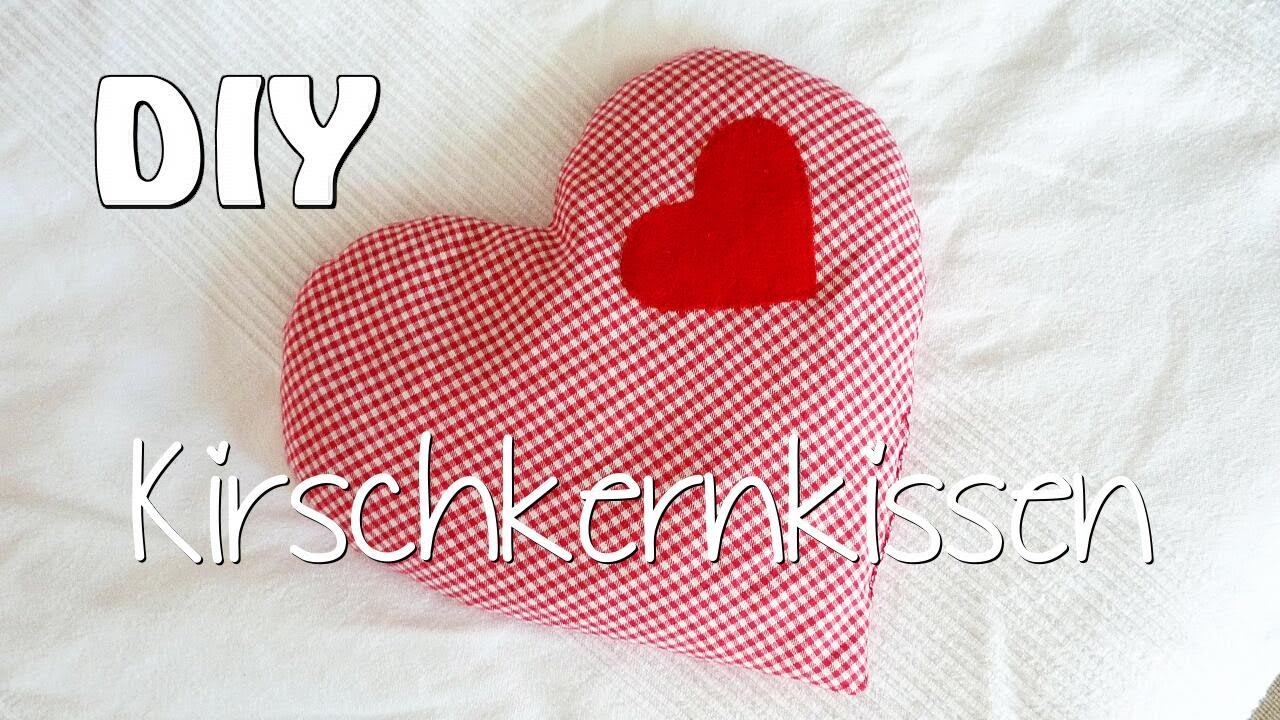 Diy Kirschkernkissen By Kokiriaufeis Youtube