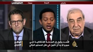 الواقع العربي- هل سيبقى بشار الأسد أم يرحل؟