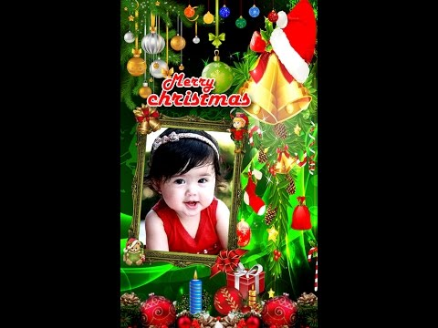 2016 HAPPY MERRY CHRISTMAS DAY PHOTO FRAME CHRISTMAS PHOTO FRAMES