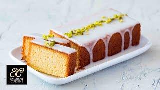 ウィークエンドシトロン レモンのパウンドケーキの作り方 Lemon drizzle cake