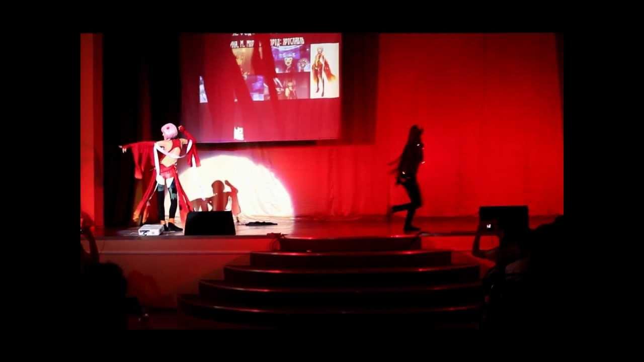 [Sheers HD PV] Guilty Crown cosplay video 130413 - YouTube