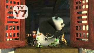 Kung Fu Panda Legends of Awesomeness S01E25 HDTV 720p DUB