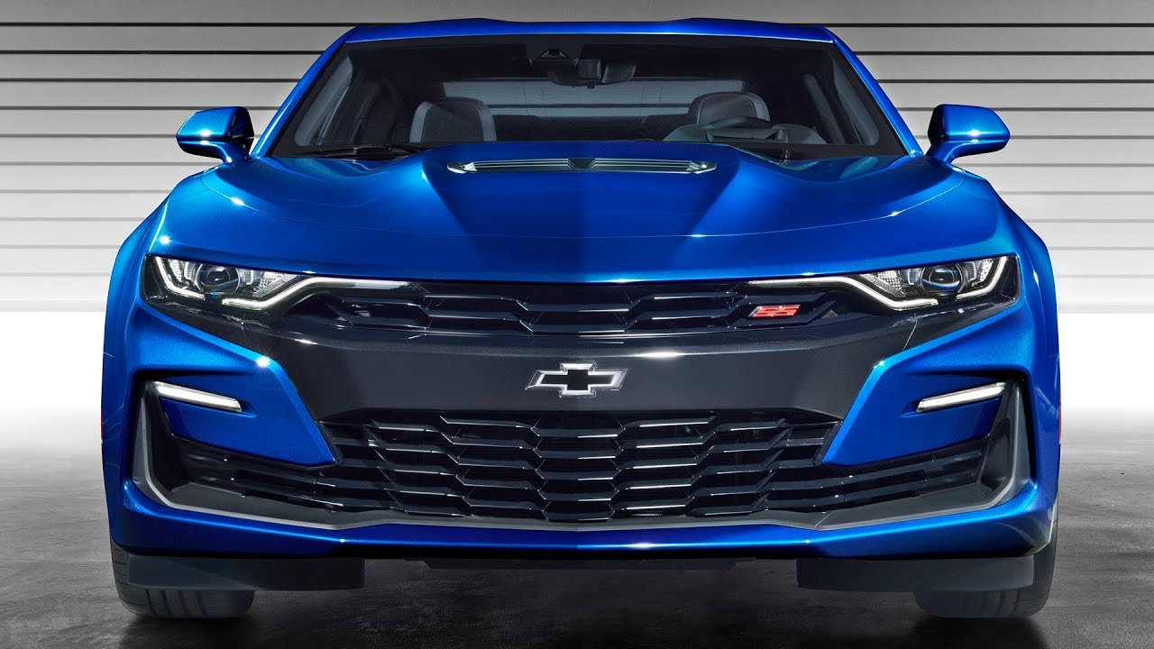 Chevrolet Camaro (2019) Ready to fight Ford Mustang - YouTube