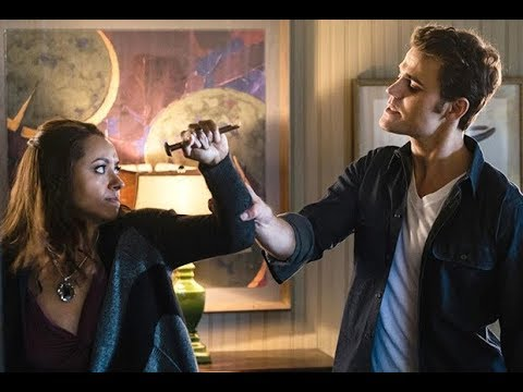 The Vampire Diaries Stefan Season 8 Fights And Abilities