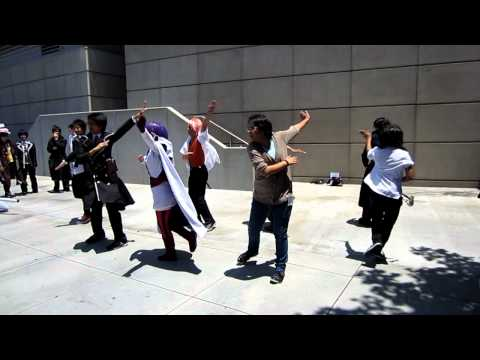 [AX 2011] Ao No Exorcist - 2PM Take Off Dance